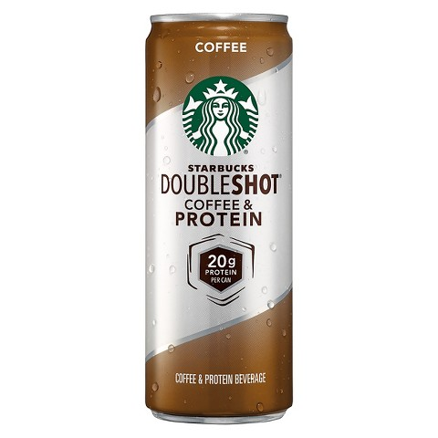 Starbucks Double Shot Coffee Protein Coffee Dining